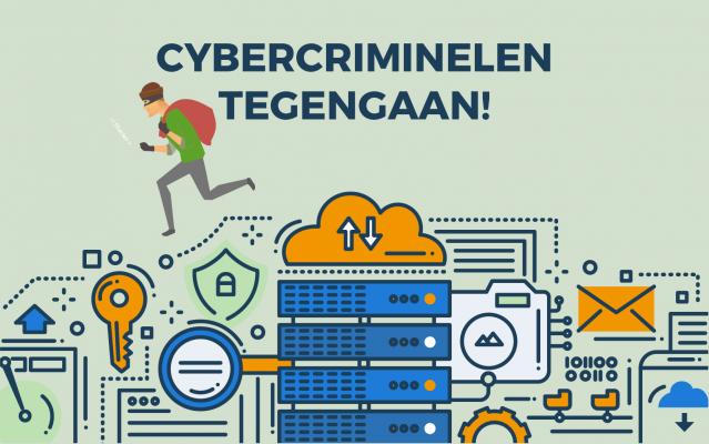 Hoe cybercriminelen tegengaan: Back-ups